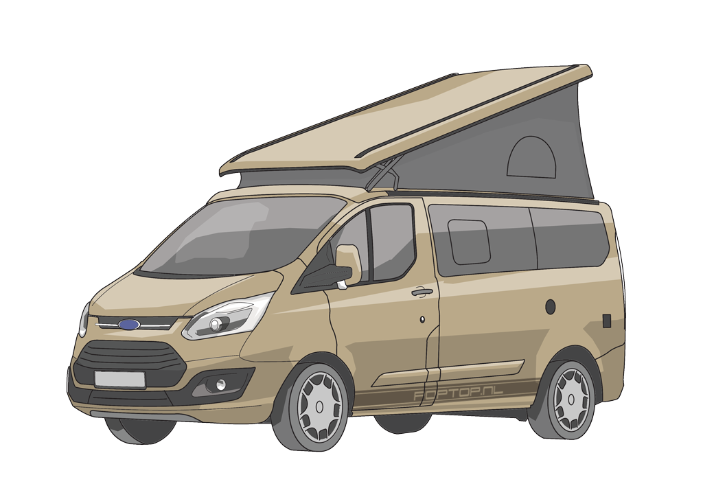 ford transit mk5 connect nugget poptop campers. Black Bedroom Furniture Sets. Home Design Ideas