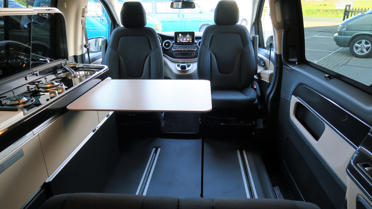mercedes v220 marco polo edition poptop campers. Black Bedroom Furniture Sets. Home Design Ideas