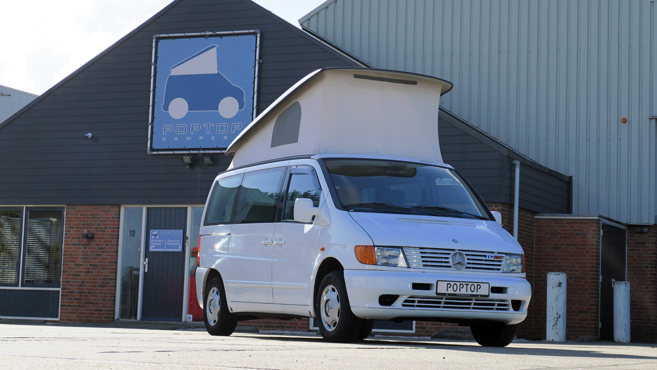 mercedes vito marco polo 112cdi poptop campers. Black Bedroom Furniture Sets. Home Design Ideas