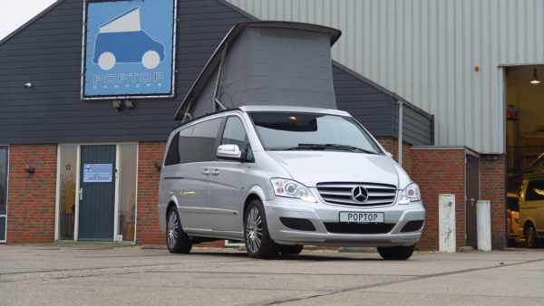 Mercedes Viano Marco Polo 2 Poptop Campers