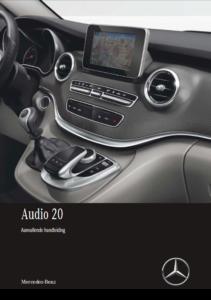 Brochure Handleiding Audio 20 V-klasse Marco Polo NL (pdf)