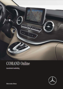 Brochure Handleiding Comand navigatie V-klasse Marco Polo NL (pdf)