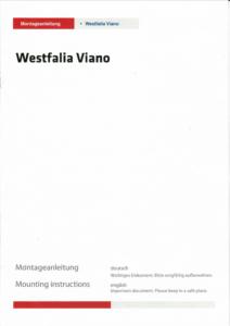 Brochure Montage handleiding veerelementen dakbed Viano Marco Polo