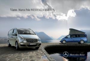 Brochure Brochure Viano Marco Polo II 2010 (D)