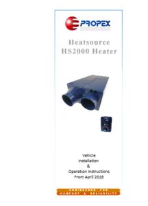 Brochure Inbouwhandleiding Propex HS2000